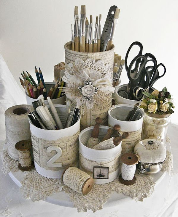 ShabbyChic-office-organizer