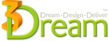 3dream_head_logo