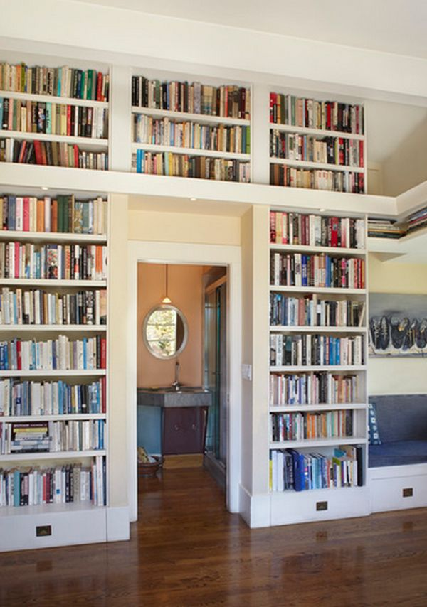 books-above-door-